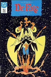 Cover Thumbnail for Dr. Fate (DC, 1987 series) #4