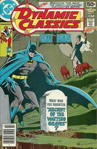 Cover Thumbnail for Dynamic Classics (DC, 1978 series) #1
