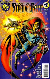 Cover Thumbnail for Doctor Strangefate (DC, 1996 series) #1 [Direct Sales]