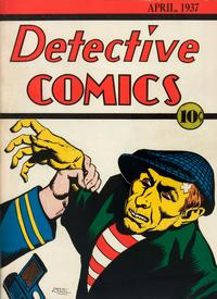 Cover Thumbnail for Detective Comics (DC, 1937 series) #2