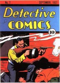 Cover Thumbnail for Detective Comics (DC, 1937 series) #7
