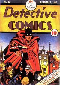 Cover Thumbnail for Detective Comics (DC, 1937 series) #22