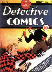 Cover Thumbnail for Detective Comics (DC, 1937 series) #23