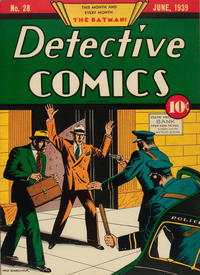 Cover Thumbnail for Detective Comics (DC, 1937 series) #28