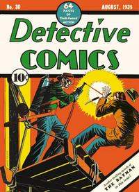 Cover Thumbnail for Detective Comics (DC, 1937 series) #30