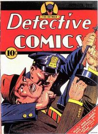 Cover Thumbnail for Detective Comics (DC, 1937 series) #32