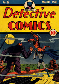 Cover Thumbnail for Detective Comics (DC, 1937 series) #37