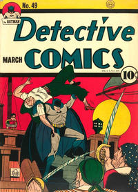 Cover Thumbnail for Detective Comics (DC, 1937 series) #49