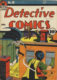 Cover Thumbnail for Detective Comics (DC, 1937 series) #50