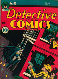 Cover Thumbnail for Detective Comics (DC, 1937 series) #56
