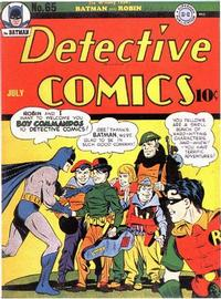 Cover Thumbnail for Detective Comics (DC, 1937 series) #65