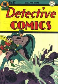 Cover Thumbnail for Detective Comics (DC, 1937 series) #97