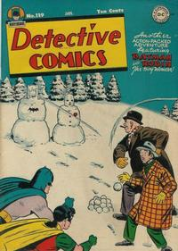 Cover Thumbnail for Detective Comics (DC, 1937 series) #119