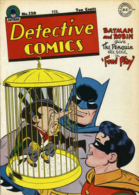 Cover Thumbnail for Detective Comics (DC, 1937 series) #120