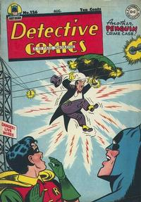 Cover Thumbnail for Detective Comics (DC, 1937 series) #126