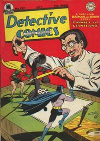 Cover Thumbnail for Detective Comics (DC, 1937 series) #127