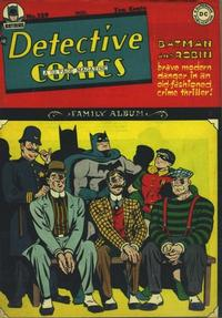 Cover Thumbnail for Detective Comics (DC, 1937 series) #129