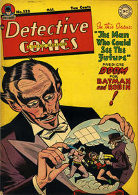 Cover Thumbnail for Detective Comics (DC, 1937 series) #133