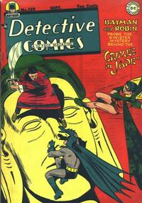 Cover Thumbnail for Detective Comics (DC, 1937 series) #139
