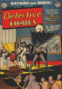 Cover Thumbnail for Detective Comics (DC, 1937 series) #144