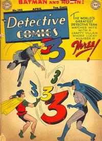 Cover Thumbnail for Detective Comics (DC, 1937 series) #146