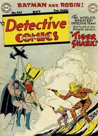 Cover Thumbnail for Detective Comics (DC, 1937 series) #147