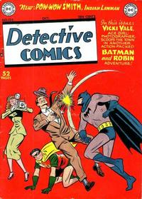 Cover Thumbnail for Detective Comics (DC, 1937 series) #152