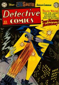 Cover Thumbnail for Detective Comics (DC, 1937 series) #153