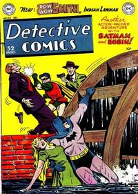 Cover Thumbnail for Detective Comics (DC, 1937 series) #154