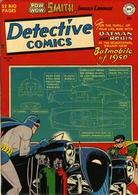 Cover Thumbnail for Detective Comics (DC, 1937 series) #156