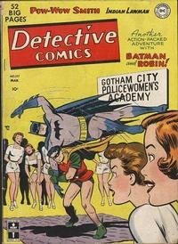 Cover Thumbnail for Detective Comics (DC, 1937 series) #157