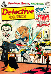 Cover Thumbnail for Detective Comics (DC, 1937 series) #158