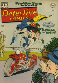 Cover Thumbnail for Detective Comics (DC, 1937 series) #161