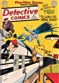 Cover Thumbnail for Detective Comics (DC, 1937 series) #162