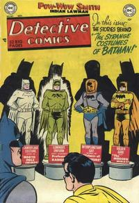 Cover Thumbnail for Detective Comics (DC, 1937 series) #165