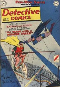 Cover Thumbnail for Detective Comics (DC, 1937 series) #166