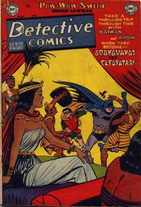 Cover Thumbnail for Detective Comics (DC, 1937 series) #167