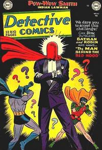 Cover Thumbnail for Detective Comics (DC, 1937 series) #168