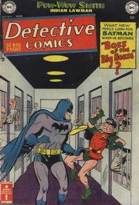 Cover Thumbnail for Detective Comics (DC, 1937 series) #169