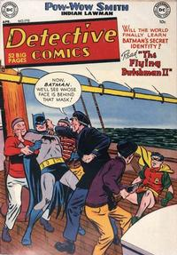 Cover Thumbnail for Detective Comics (DC, 1937 series) #170
