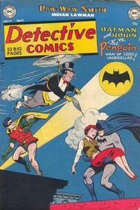 Cover Thumbnail for Detective Comics (DC, 1937 series) #171