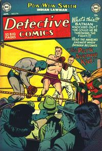 Cover Thumbnail for Detective Comics (DC, 1937 series) #174
