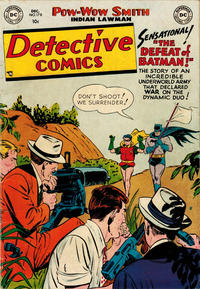 Cover Thumbnail for Detective Comics (DC, 1937 series) #178