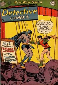Cover Thumbnail for Detective Comics (DC, 1937 series) #182