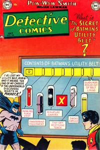 Cover Thumbnail for Detective Comics (DC, 1937 series) #185