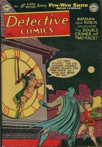 Cover Thumbnail for Detective Comics (DC, 1937 series) #187