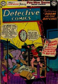 Cover Thumbnail for Detective Comics (DC, 1937 series) #188