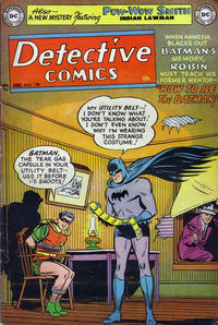 Cover Thumbnail for Detective Comics (DC, 1937 series) #190