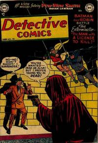 Cover Thumbnail for Detective Comics (DC, 1937 series) #191
