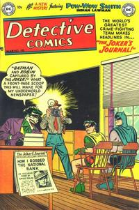 Cover Thumbnail for Detective Comics (DC, 1937 series) #193